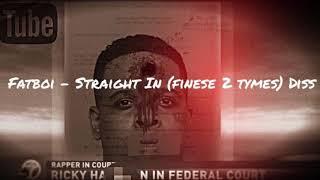Finesse2Tyme Diss X Fatboi  ‼️