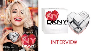 Rita Ora Interview for MYNY DKNY | Stadt-Parfümerie Pieper Thumbnail