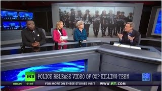 Rumble: Aren't all of the cops who helped this cover-up really