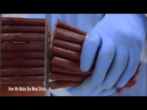 How Meat Sticks Are Made the Vermont Smoke & Cure Way