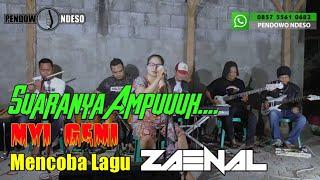 Suarane Nyi Geni Loos Gak rewel - Zaenal    Cover Latihan Pendowo Ndeso & Nyi Geni