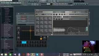Изменения в картах для Launchpad для FL Studio от tOfen-а