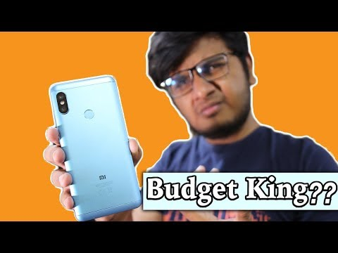 Xiaomi Redmi Note 5 (Pro)Global Review | Budget King Seriously ??