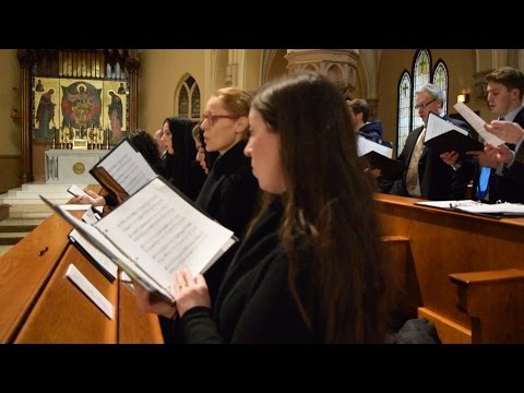 Solemn Vespers- Monastery of the Holy Cross/ Chicago IL