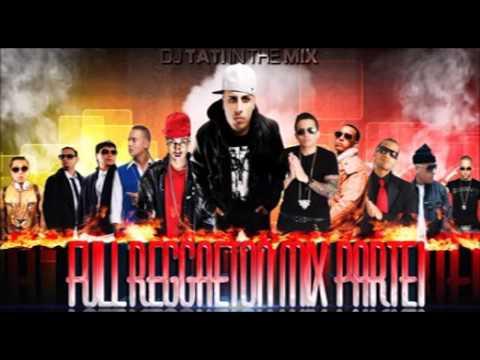 Megamix Reggaeton 2015 By Dj Tati In The Mix