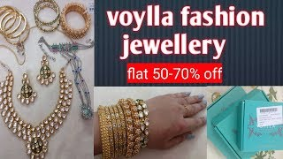 Voylla latest fashion jeweller…