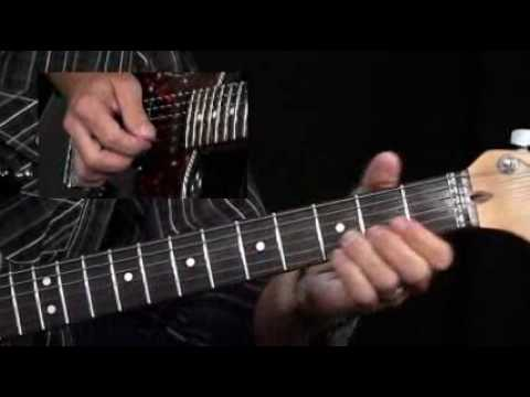 Blues Jam Survival Guide – Essential G Blues Licks – Jeff Scheetz