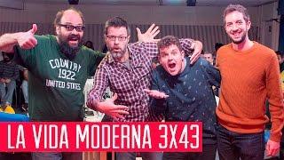 La Vida Moderna 3x43...es hacer el mannequin challenge en el funeral de tu abuelo - Cadena SER