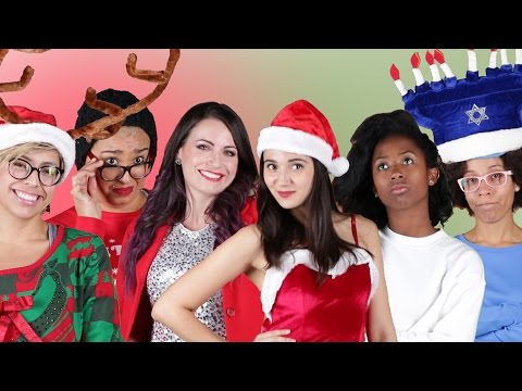 Types Of People You Meet At Holiday Party