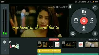 How to make whatsapp status video in android phone (KineMaster)