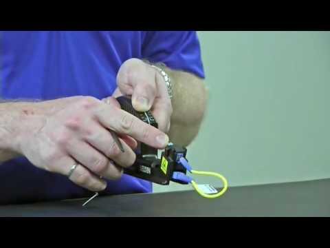 Belden FiberExpress Brilliance - Installing 900 µm