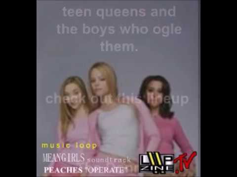 """Soundtrack for """"Mean Girls"""" - Issue 82 Pocket Loop December 2004"""