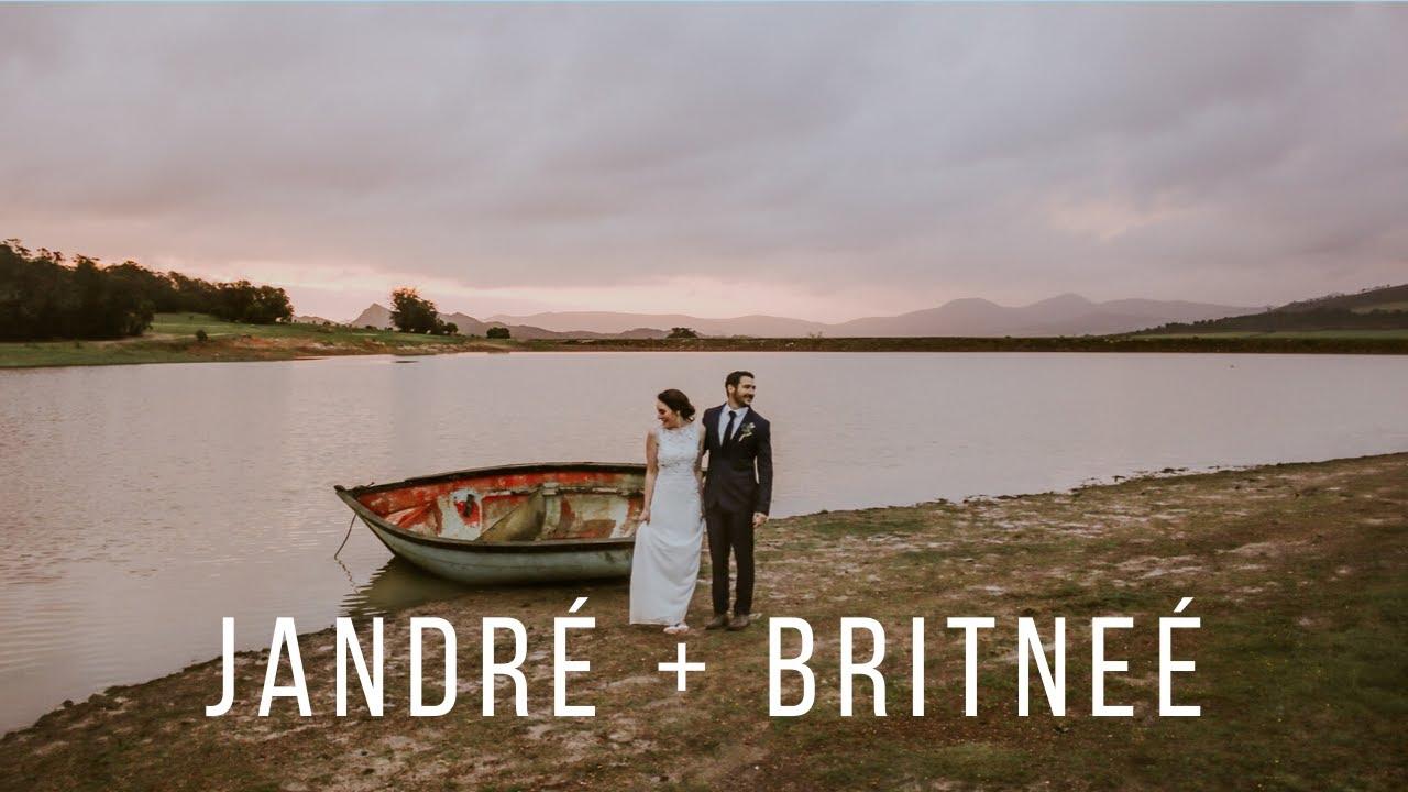 Jandré + Britneé | Beautiful Rain Blessed Wedding | Cinematic Mode Wedding Film