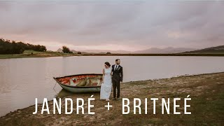 Jandré + Britneé Mode Wedding Film