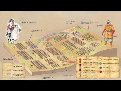1212: Las Navas. Por Francisco Rivas (Batalla de Las Navas de Tolosa)