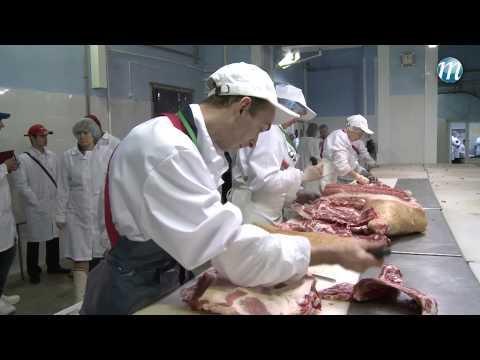 Лучший обвальщик мяса Тюменской области живет в Ялуторовске