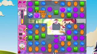 Candy Crush Saga Level 1088  No Booster  Beat in 8 moves