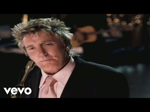 Rod Stewart - These Foolish Things (Video)