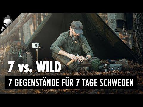 7 vs. WILD – Meine 7 GEGENSTÄNDE und KRITIK am Multitool | @Fritz Meinecke
