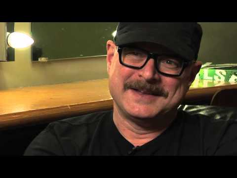 Garbage interview - Shirley Manson and Steve Marker (part 1)