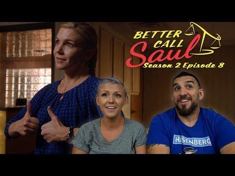 Better Call Saul Season 2 Episode 8 'Fifi' REACTION!!
