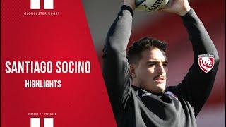 Santiago Socino Player Highlights