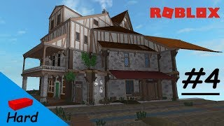 ROBLOX STUDIO SPEED BUILD / Paris crossing 18th century #4