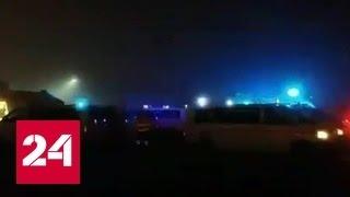 Полиция Чехии не считает терактом инцидент с самолетом