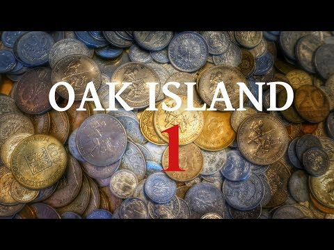 Fool's Gold: why there's no treasure in the Oak Island