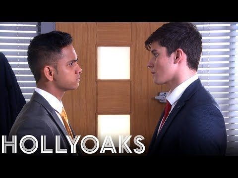 Hollyoaks: Imran and Ollie's Courage