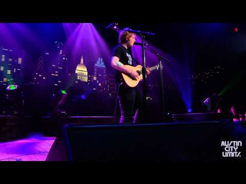 Austin City Limits Web Exclusive: ED SHEERAN