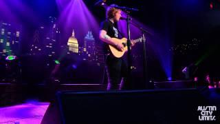 "Austin City Limits Web Exclusive: ED SHEERAN ""You Need Me, I Don't Need You"" Mp3"