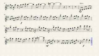 Lindsey Stirling - Carol of the Bells [sheet music]