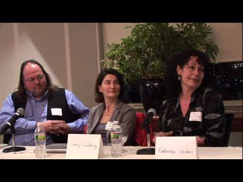 New England Science Writers Blogger Panel - Part 2