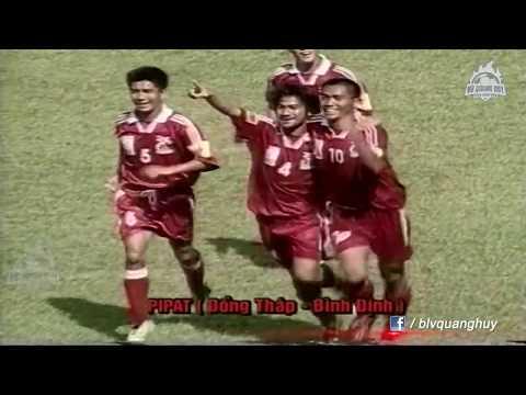 Top bàn thắng đẹp V-League 2003 | BLV Quang Huy