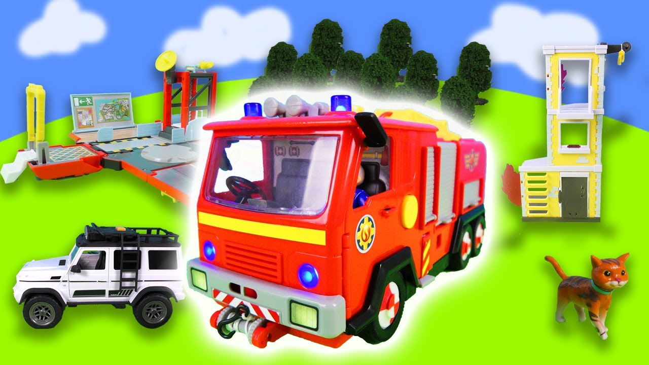 Fireman Sam: People and animal rescue