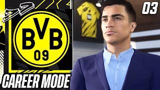 WE SIGNED HIM PERMANENTLY!!💰 - FIFA 21 Dortmund Career Mode EP3