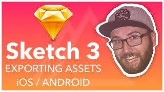 Exporting Assets in Sketch 3 for iOS & Android