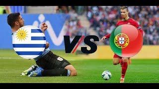 URUGUAY VS PORTUGAL LIVE ON BOROFANTV!