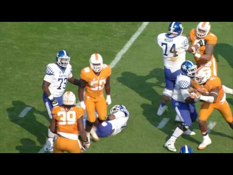 Highlights: Tennessee vs Kentucky (11.12.16)