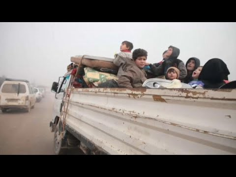 Mais de 80 mil sírios rumam à Turquia