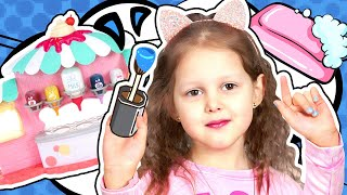 NUM NOMS Маникюр Браслеты Май Литл Пони Магазин сумочек и Мыло Своими Руками Видео для детей
