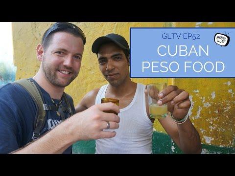 Cuban Peso Food