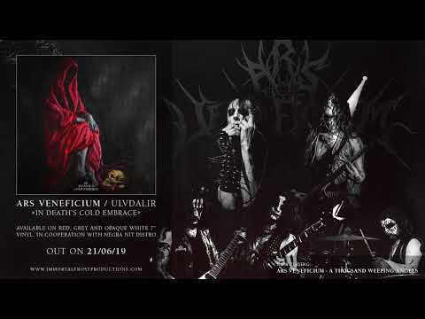 Ars Veneficium - A Thousand Weeping Angels (Official Track Stream)