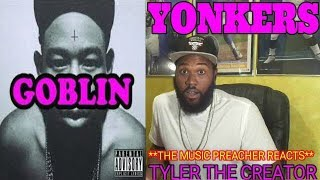 THE MUSIC PREACHER REACTS | Tyler The Creator - Yonkers -REACTION
