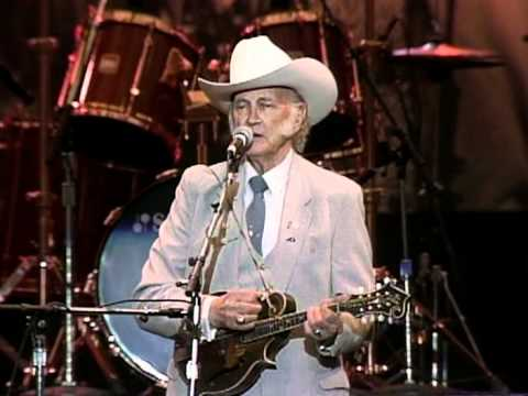 Bill Monroe - Blue Moon of Kentucky (Live at Farm Aid 1990)
