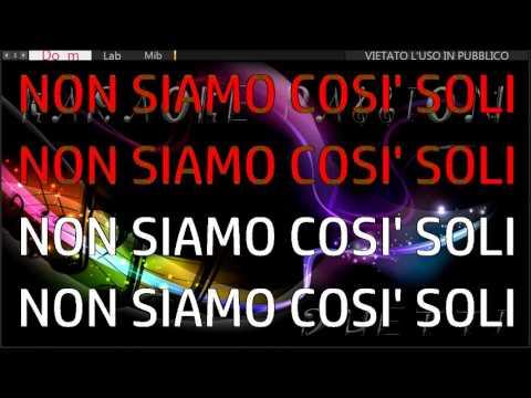 DOMANI (Artisti Uniti Per L'Abruzzo) Karaoke Passion