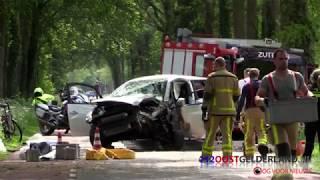 Ernstig ongeluk tussen Vorden en Wichmond (10-05-2020)