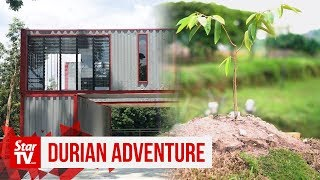 DURIAN ADVENTURE: Durian research centre under construction in Selangor