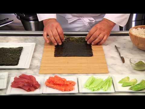 Metro Hobim Mutfak I Uzak Doğu Mutfağının Klasiği Olan 'Sushi' Yapımı